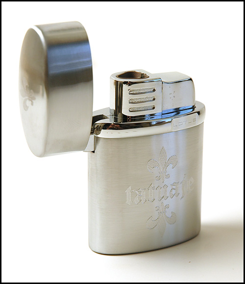 TATUAJE LOTUS TABLE LIGHTER