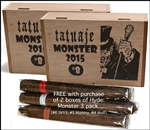Tatuaje Monster Series #8 The Hyde 2 Boxes of 10 with FREE 3-PK