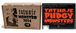 Tatuaje The Jekyll and Pudgy Monsters - Box of Each