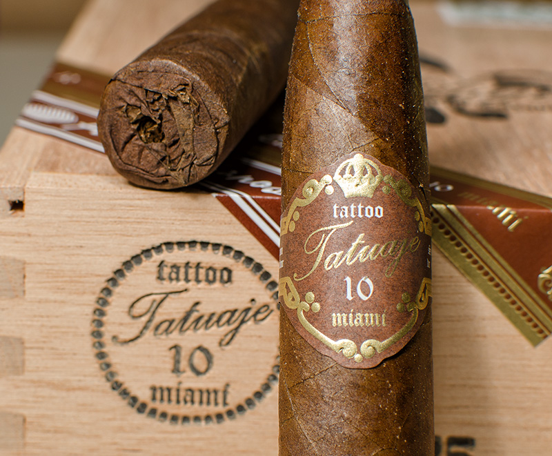 tatuaje noellas 10th commerative box of 25